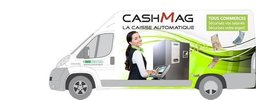 Camion CASHMAG