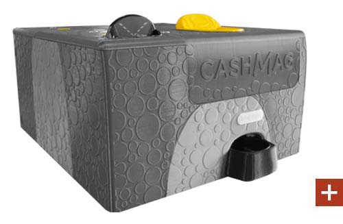 CASHMAG automatic Desktop recycler